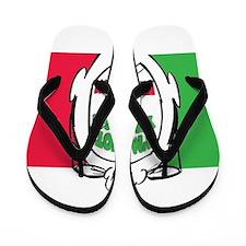 I'm Not Yelling I'm Italian! (Guys) Flip Flops