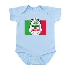 I'm Not Yelling I'm Italian! (Guys) Infant Bodysui
