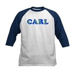 Carl Kids Baseball Jersey