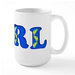 Carl Large Mug