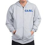 Carl Zip Hoodie