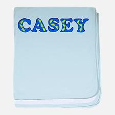 Casey baby blanket