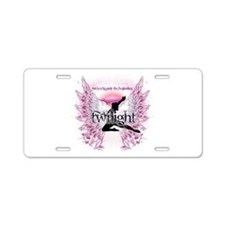 Twilight Crystal Angel by Twibaby Aluminum License