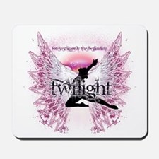 Twilight Crystal Angel by Twibaby Mousepad
