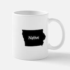 Unique Iowa Mug