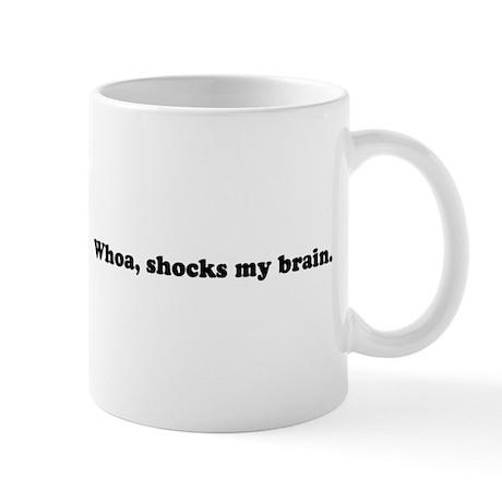 Whoa, shocks my brain. Phish. Mug