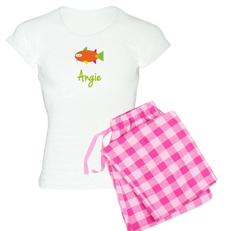 Angie is a Big Fish Women's Light Pajamas
