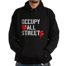 Occupy All Streets - Hoodie