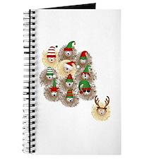 Hedgehog Holiday Journal