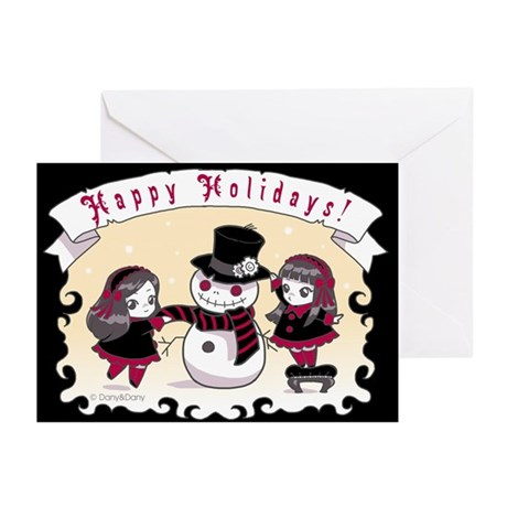 Xmas Greeting Cards (Pk of 10)