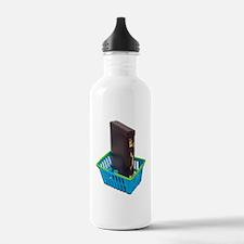 Business Shopping Water Bottle