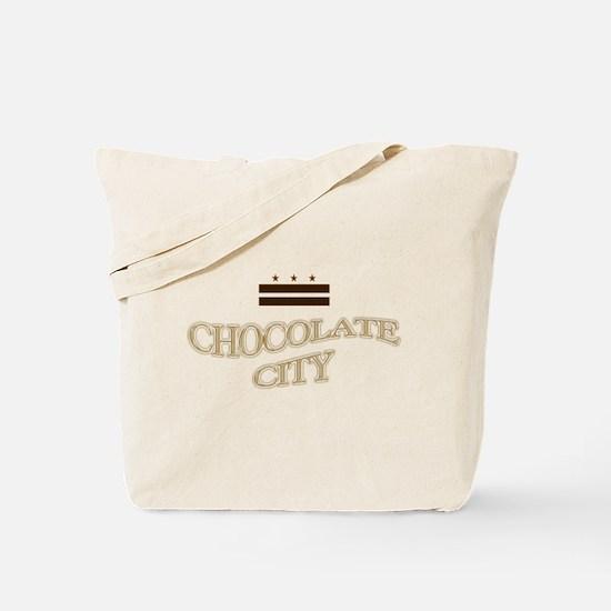 Chocolate City 1.0 Tote Bag