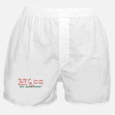 My God has a Hammer Boxer Shorts