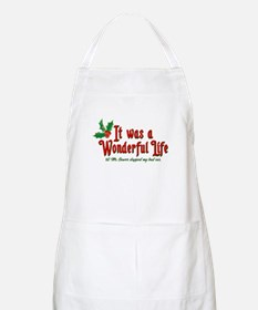 It Was a Wonderful Life Apron