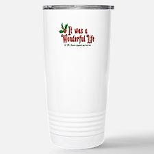 It Was a Wonderful Life Travel Mug