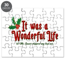 It Was a Wonderful Life Puzzle