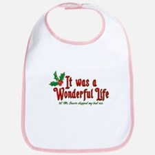 It Was a Wonderful Life Bib