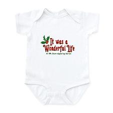 It Was a Wonderful Life Infant Bodysuit