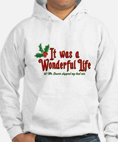 It Was a Wonderful Life Jumper Hoody