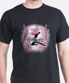 Twilight Crystal Angel by Twibaby T-Shirt