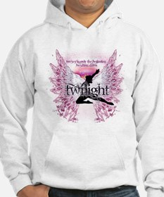 Twilight Crystal Angel by Twibaby Hoodie