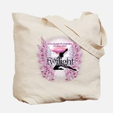 Twilight Crystal Angel by Twibaby Tote Bag