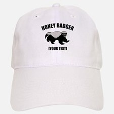 Honey Badger Custom Hat