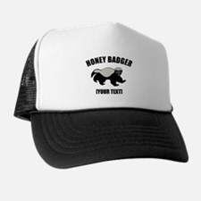 Honey Badger Custom Trucker Hat