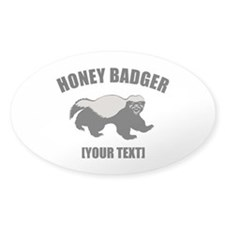 Honey Badger Custom Decal