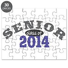 Senior Class of 2014 Puzzle