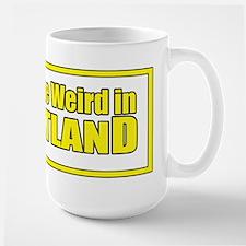 Keep the Weird in Portland Mug