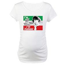 I'm Not Yelling I'm Italian! (Gals) Shirt