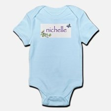 Nichelle Infant Creeper