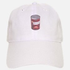 Some Canned Tomatoes On Your Baseball Baseball Cap