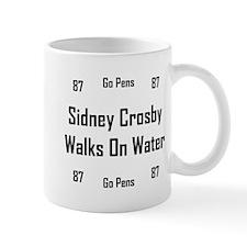 Crosby Walks On Water Mug