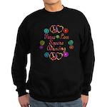 Love Square Dancing Sweatshirt (dark)