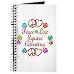 Love Square Dancing Journal
