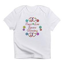 Love Square Dancing Infant T-Shirt