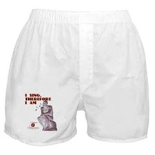 I love Opera Boxer Shorts