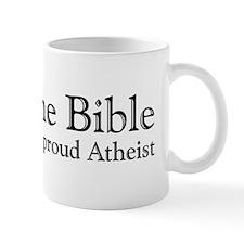 I Read The Bible, Now I'm An Atheist Mug