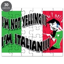 I'm Not Yelling I'm Italian! (Gals 2) Puzzle