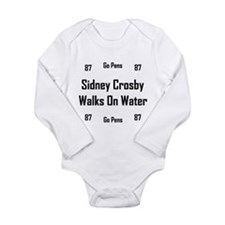 Crosby Walks On Water Onesie Romper Suit