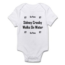 Crosby Walks On Water Infant Bodysuit