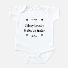 Crosby Walks On Water Infant Bodysuit