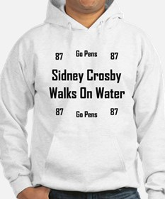 Crosby Walks On Water Hoodie