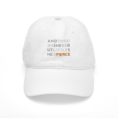 She is Fierce - Block Cap