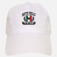South Philly Italian Baseball Baseball Cap