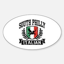 South Philly Italian Decal