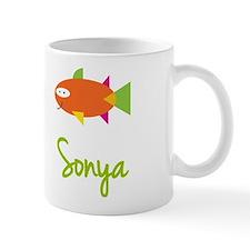 Sonya is a Big Fish Small Mug