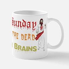 Zombie Christ Mug